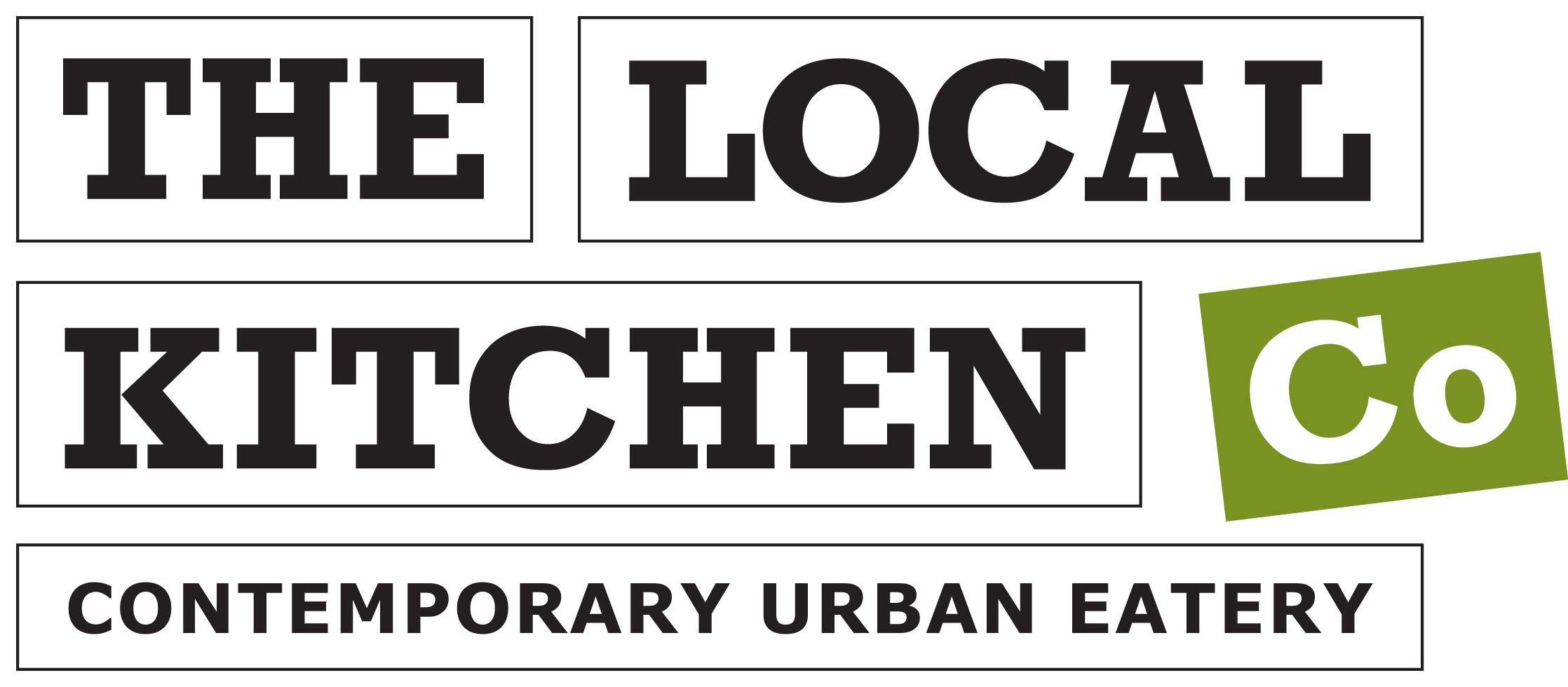 Home The Local Kitchen Co
